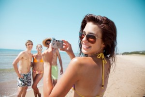 ThinkstockPhotos-teeth whitening summer beach